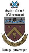 Armoirie de Saint-André-d'Argenteuil