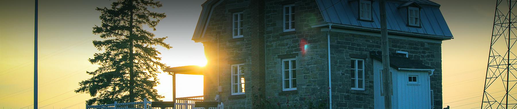maison historique carillon